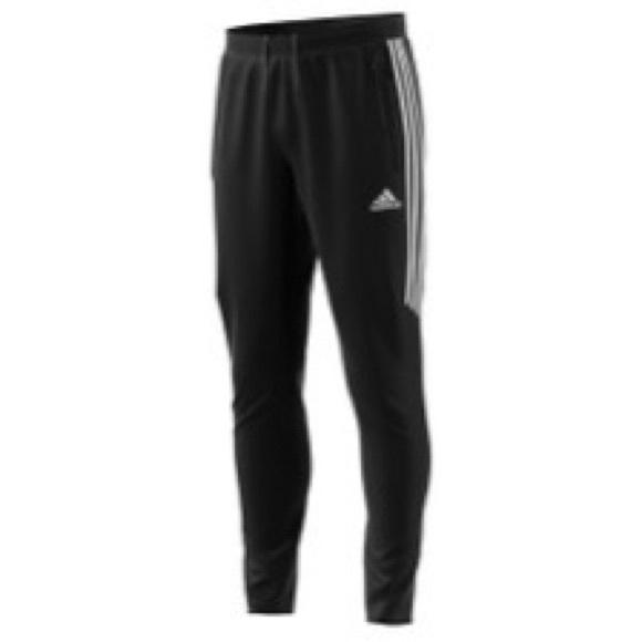 Adidas track pants size Small